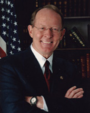 Photo of Senator Lamar Alexander