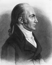 Aaron Burr (Anti-admin/R-NY)