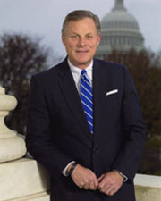 Photo of Senator Richard Burr