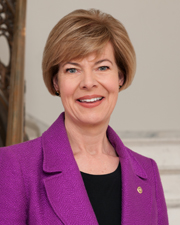 Photo of Senator Tammy Baldwin
