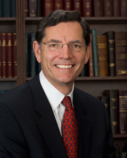 Photo of Senator John Barrasso
