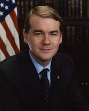 Photo of Senator Michael F. Bennet