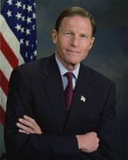 Photo of Senator Richard Blumenthal