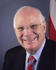 Photo of Senator Benjamin L. Cardin