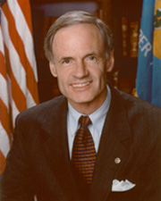 Photo of Senator Thomas R. Carper