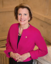 Photo of Senator Shelley Moore Capito