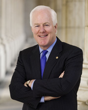Photo of Senator John Cornyn
