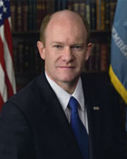 Photo of Senator Christopher A. Coons