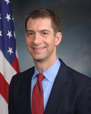Photo of Senator Tom Cotton