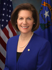 Catherine Cortez Masto Profile Picture