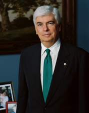 Senator Chris Dodd (D-CT)