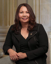 Congresswomen Tammy Duckworth (D-IL)