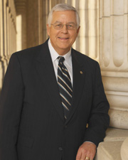 Photo of Senator Michael B. Enzi