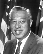 Hiram Fong (R-HI)