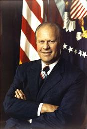 Gerald Ford (R-MI)