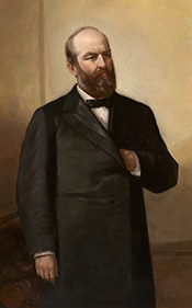 James A. Garfield (R-OH)