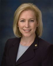 Photo of Senator Kirsten E. Gillibrand