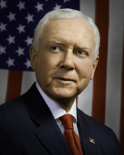 Photo of Senator Orrin G. Hatch