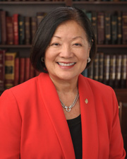 Photo of Senator Mazie K. Hirono