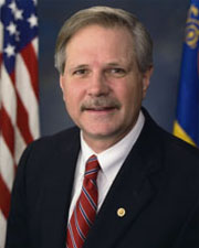 Photo of Senator John Hoeven
