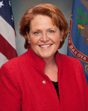 Heidi Heitkamp (D-ND)