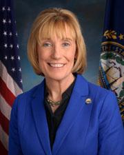 Sen. Margaret Wood Hassan