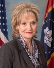 Photo of Senator Cindy Hyde-Smith
