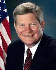 Photo of Senator Tim Johnson