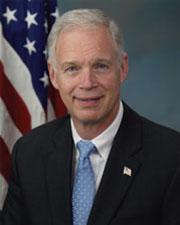 Photo of Senator Ron Johnson