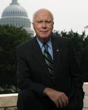 Photo of Senator Patrick J. Leahy