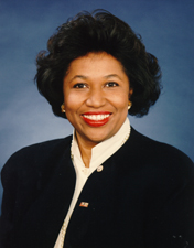 Moseley Braun Carol Biographical Information