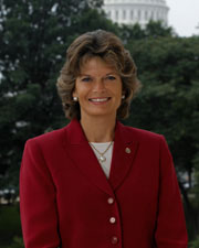 Photo of Senator Lisa Murkowski