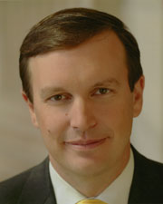 Photo of Senator Christopher Murphy