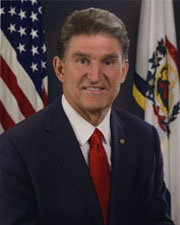 Photo of Senator Joe, III Manchin