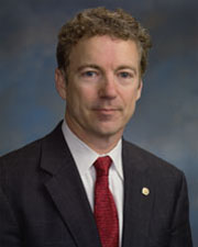 Photo of Senator Rand Paul