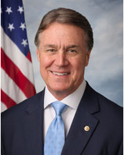 Photo of Senator David Perdue