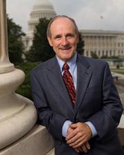 Photo of Senator James E. Risch