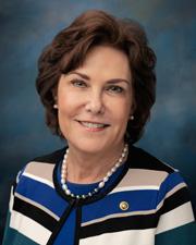 Photo of Senator Jacky Rosen