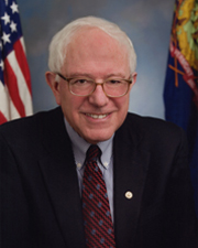 Photo of Senator Bernard Sanders