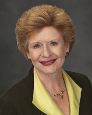 Photo of Senator Debbie Stabenow