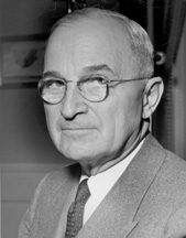 Harry S. Truman (D-MO)