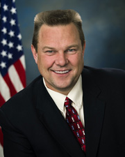 Photo of Senator Jon Tester