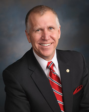 Photo of Senator Thom Tillis