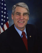 Photo of Senator Mark Udall