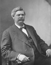 Zebulon Baird Vance (D-NC)