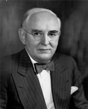Arthur H. Vandenberg (R-MI)