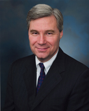 Photo of Senator Sheldon Whitehouse